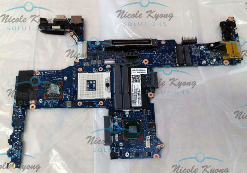 Free shipping ! 100% tested 686041 001 board for HP elitebook 8470p