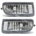 Fog Lights fits Toyota Land Cruiser 100 HDJ100 1998 - 2007 LC 100 105  Driving lamps Pair Left + Right