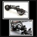 Decool 7115 Super Heroes Бэтмен Бат-Pod Мотоциклов кирпичи блоки новогодний Подарок Игрушки для детей техника 5004590