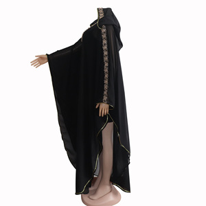 Image 5 - Length 150cm African Dresses For Women Africa Clothing Muslim Long Dress High Quality Length Fashion African Dress For Lady