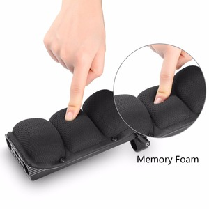 Image 4 - SmallRig DSLR Universal Shoulder Pad with 15mm RailBlock Memory Foam Light Weight Camera Shoulder Kit 2077