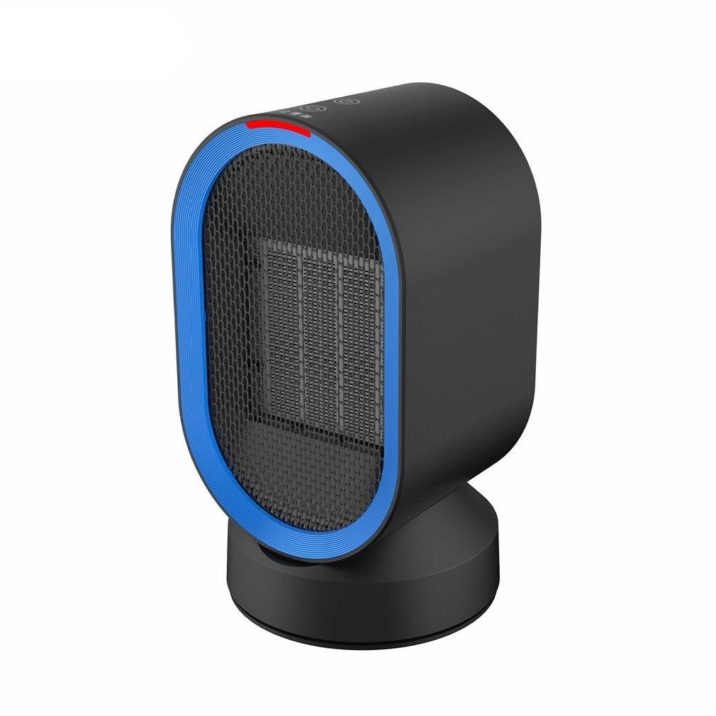 Poêle extérieur Mini ventilateur chauffage de bureau électrique chauffage domestique pratique poêle radiateur réchauffeur Machine pour l'hiver