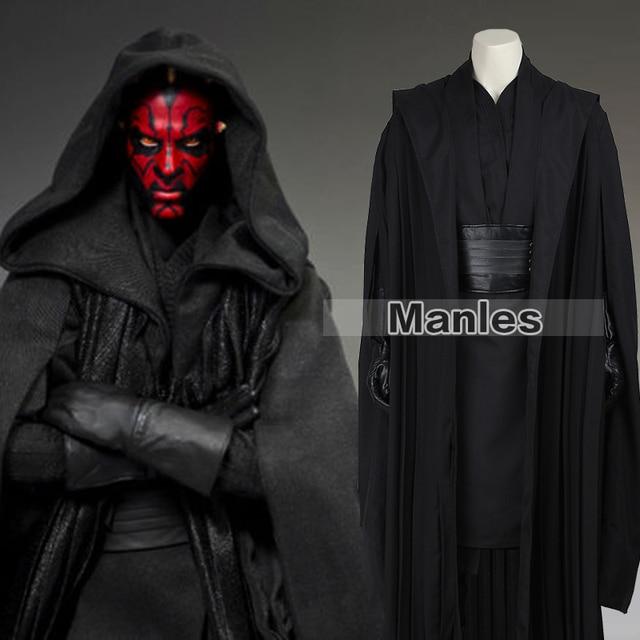 Star Wars Kostüm Darth Maul Cosplay Kostüme Film Coser Jedi Ritter