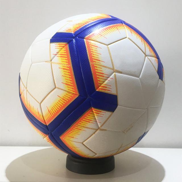 Men 5 Size Soccer Ball PU Goal Children Outdoor Match Training Professional Football Balls Adult Kids Gifts