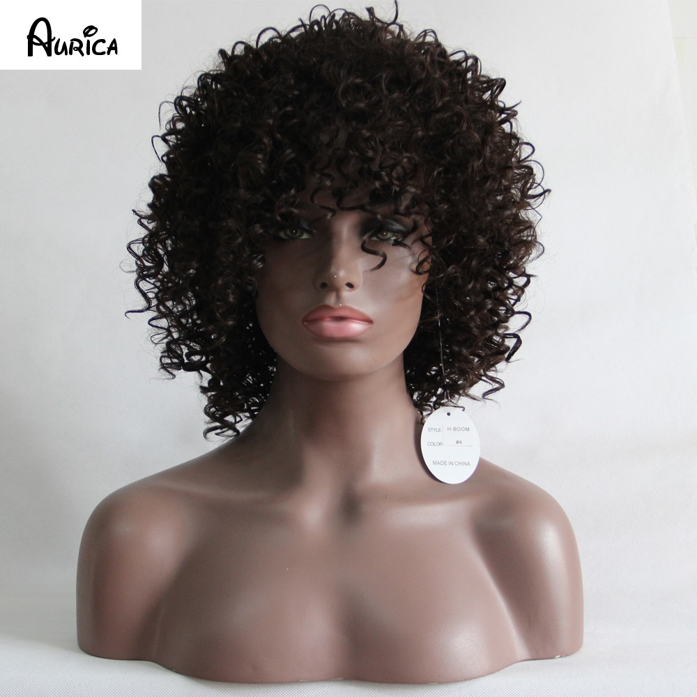 ruize brown curly 4 aurica