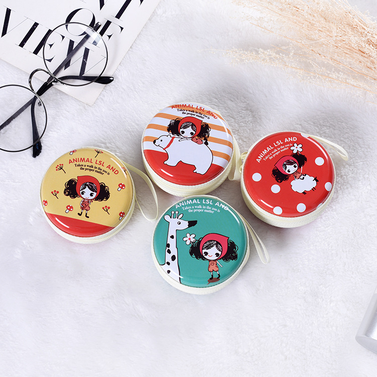 Cute Hold Case Storage Carrying Hard Bag Box for Earphone Headphone Earbuds memory Card Keys Coins Earphone Line Carrying Pouch