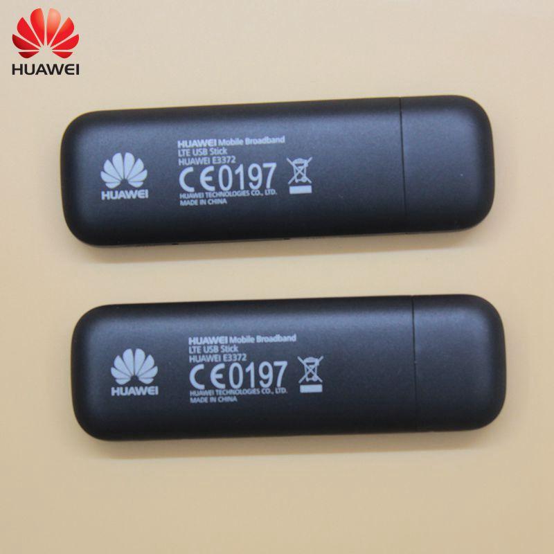 Desbloqueado Huawei 4G módem E3372 E3372h-607 4G LTE módem USB 4G LTE USB Dongle 4G tarjeta SIM pk K5150... k5160 - 3