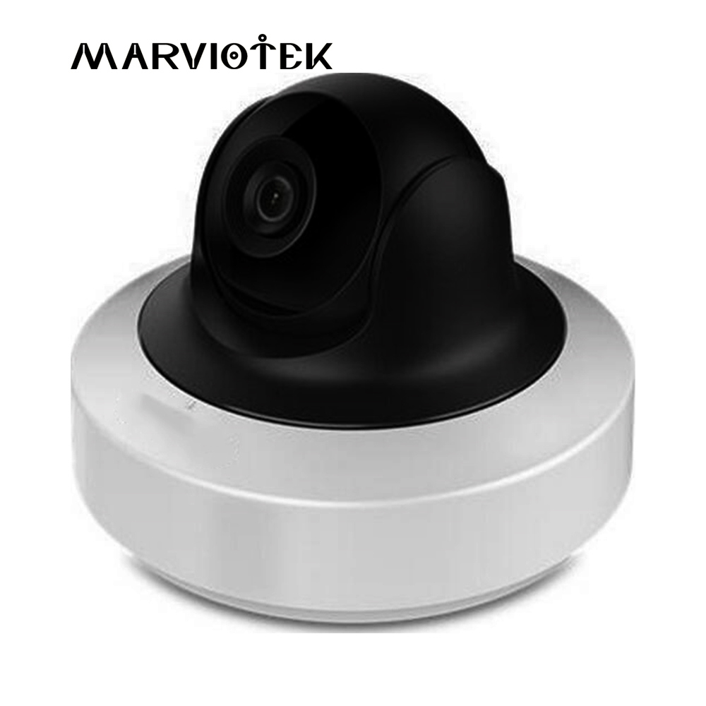 DS-2CD2F42FWD-IS hikvision ip camera PTZ mini 4MP 1080P ip cameras poe Video Surveilance camera with alarm audio TF Card slot cd диск fleetwood mac rumours 2 cd