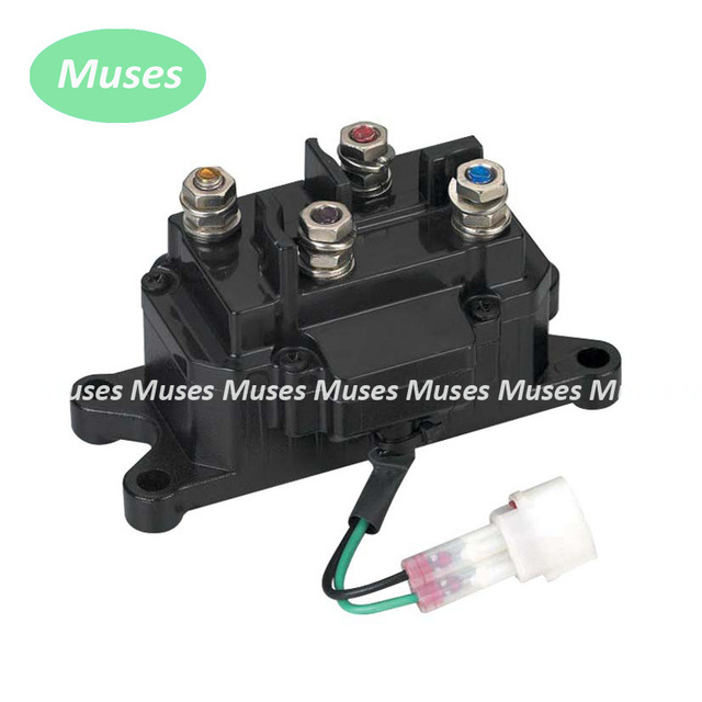Ms 200 12gd 200a 12vdc coil dc voltage control waterproof for Waterproof dc motor 12v