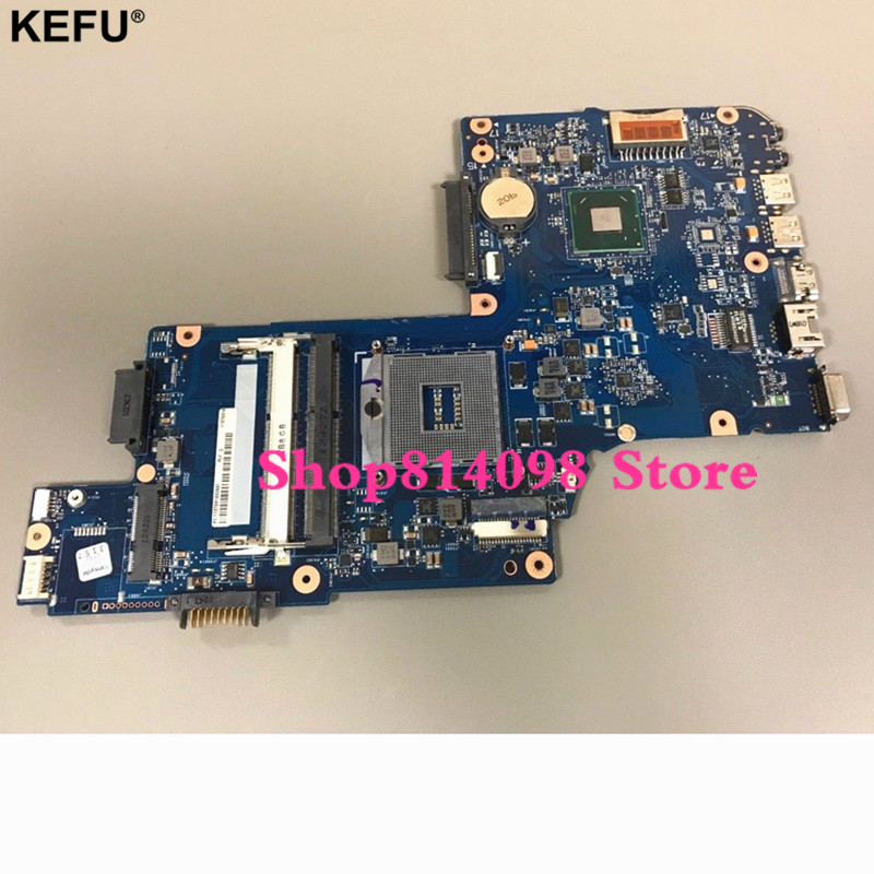 H000038380 Laptop Motherboard Fit For Toshiba Satellite C850 C855 L850 L855 s988B HM76 GMA HD4000 DDR3 Fully working h000046310 laptop motherboard for toshiba satellite c875 hm76 gma hd4000 ddr3