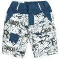 Мальчики Хлопок Пляж Шорты Дети Простой летний стиль одежда 1-4Y детские Шорты XML-3639