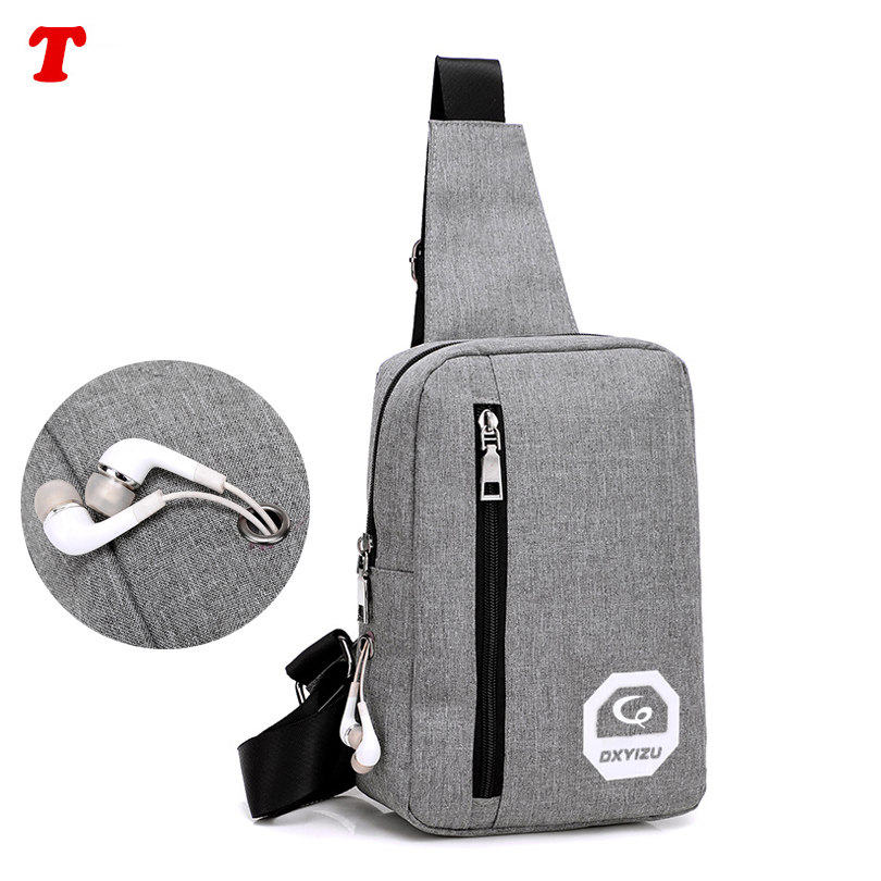 Fashion Crossbody Sling Bags Canvas Chest Pack Men Bags Small shoulder Chest Bag For Men Casual Messenger Bag bandolera hombre цена