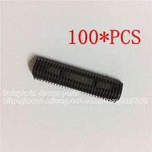 100PCS x Shaver suitable blade for BRAUN P40 P50 P60 M60 M90 100/200 150 3600 3612 3614 Free Shipping