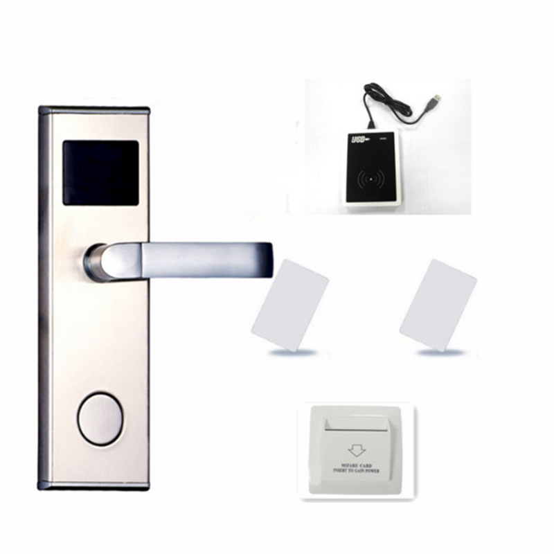 Security & Protection Access Control Silver Switch Prousb System Program By Hotel Lock Software Room Number And Time Limit Function 125khz Rfid Card Switch Available In Various Designs And Specifications For Your Selection