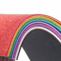 20*30 см Цветной ручной вспышки Толстая губчатая бумага из вспененного Эва (этилвинилацетата); для бумаги создание скрапбука своими руками ру...