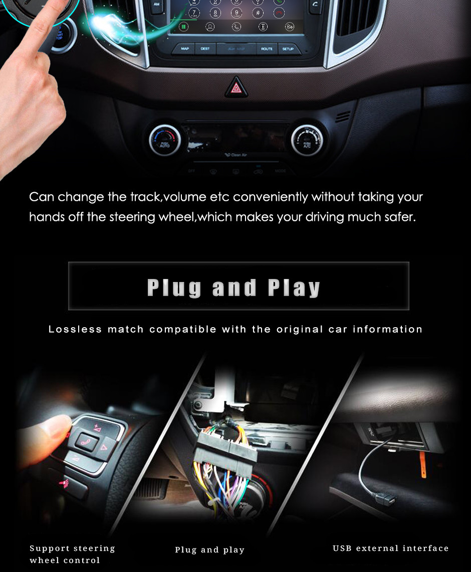 "7"" Android 7.1.2 Quad Core 2GB RAM 4G Wifi SWC DAB+ Car Multimedia DVD Player Radio Stereo For Suzuki Grand Vitara 2005-2015"
