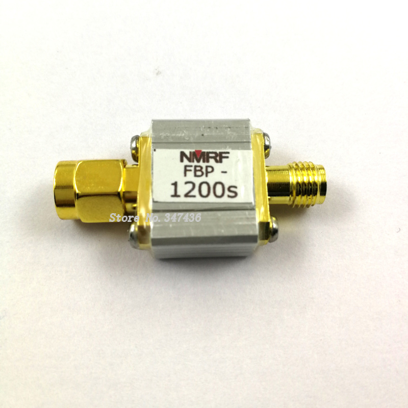US $31 0 |1200MHz RF coaxial bandpass SAW filter with bandwidth 20MHz and  SMA interface-in Tool Parts from Tools on Aliexpress com | Alibaba Group