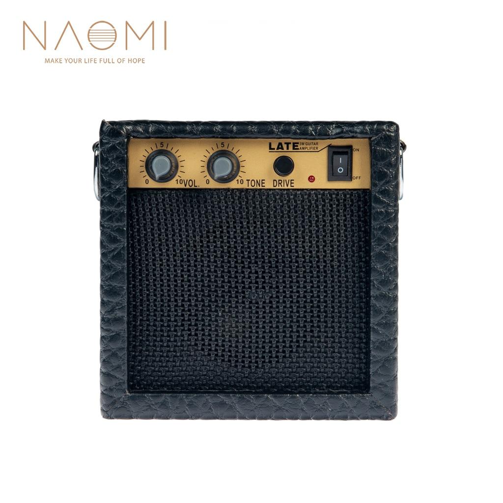 buy naomi amplifier 3w protable mini audio guitar bass amplifier speaker guitar. Black Bedroom Furniture Sets. Home Design Ideas