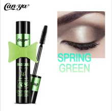 Canya NEW 3color butterfly mascara black slender long thick curly not dizzy dye brand cosmetics
