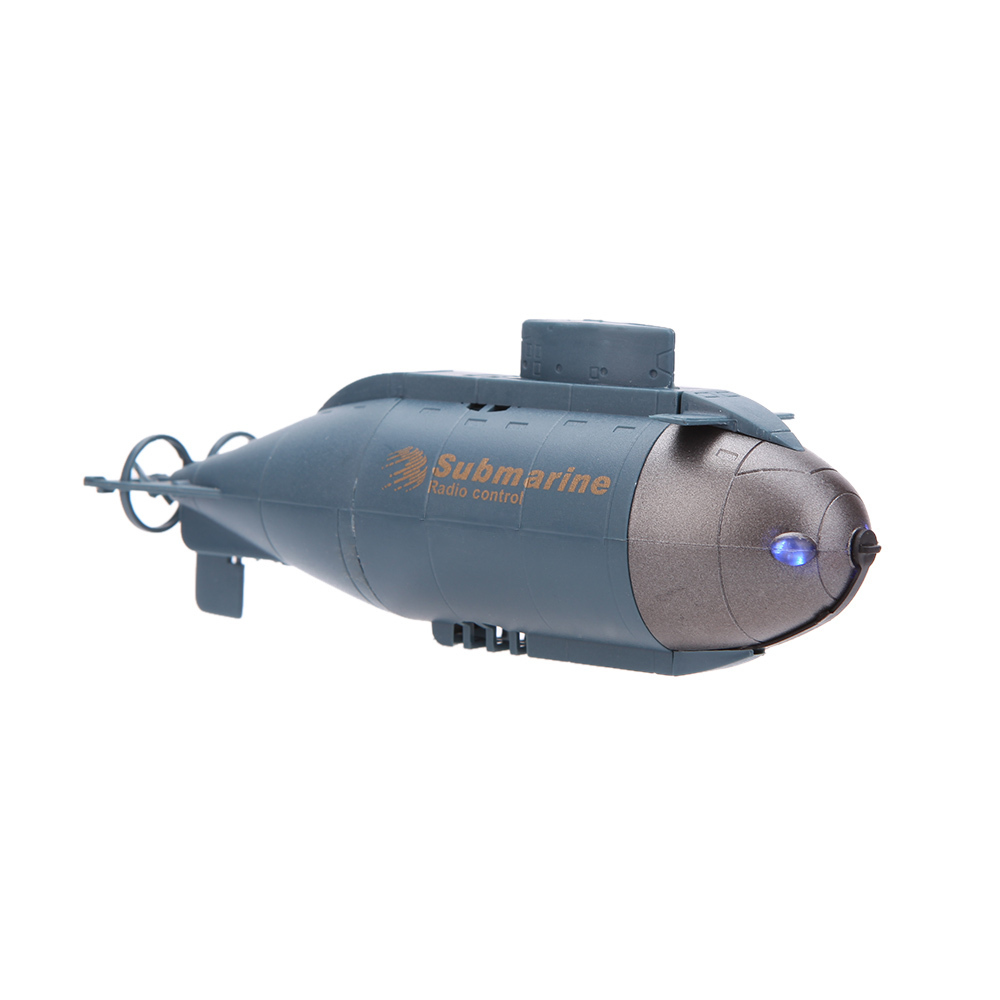 New Mini 777 216 RC Submarine remote control Toys with 40MHz Transmitter Blue Color-in RC Boats from Toys & Hobbies    1