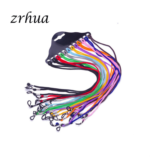 ZRHUA Reading Glasses Chain For Women Men Wholesale Sunglasses Cords Eyeglass Lanyard Hold Straps Eyewear Retainer Free Shipping