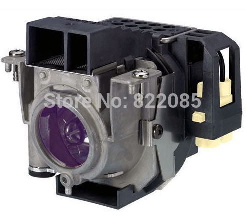NP08LP Original Projector Lamp Bulbs with housing for NP41 / NP52 / NP43G / NP54G