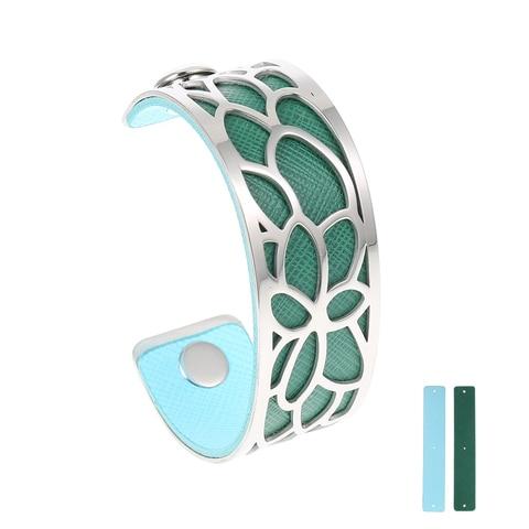 Interchangeable Steel Women Jewelry Rei Bracelet