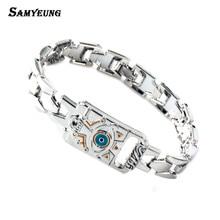 Samyeung Zelda Breath of the Wild Chain Bracelets for Women Men legend of zelda Bracelet Cosplay Braclet Anime Jewelry Bijoux
