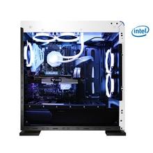 GETWORTH R36 i7 8700 игр настольных ПК 240 ГБ SSD GTX 1060 Графика карты компьютера дома Intel 8th поколения Процессор 5 Бесплатная поклонников