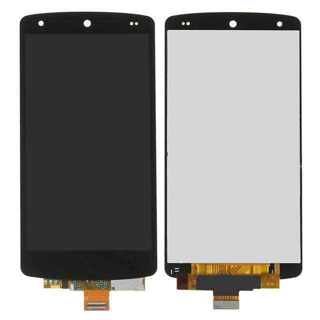 For LG Google Nexus 5 D820 D821 Black LCD Display Touch Screen Digitizer Assembly+Tools+Adhesive+Phone Film Free Shipping