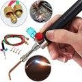 Мини 5 насадок  ювелирный стоматологический газовый сварочный микро-фонарь  ювелирные изделия  сварочные шланги  мини-газовый маленький фон...