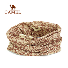 Camel outdoor scarf comfortable sports hiking climbing cycling scarf