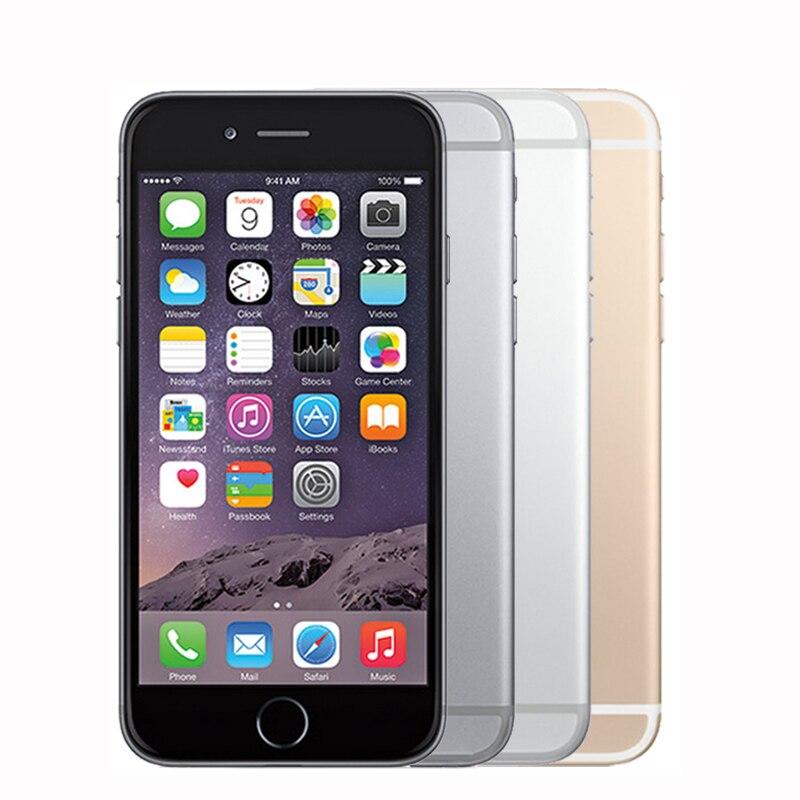 "Image 4 - Unlocked Apple iPhone 6 plus Dual Core 16GB/64GB/128GB ROM 5.5"" IOS 8MP Camera 4K video LTE fingerprint Single SIM smart phone-in Cellphones from Cellphones & Telecommunications"