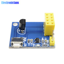 ESP8266 ESP-01 ESP-01S DS18B20 Temperature Humidity Sensor M
