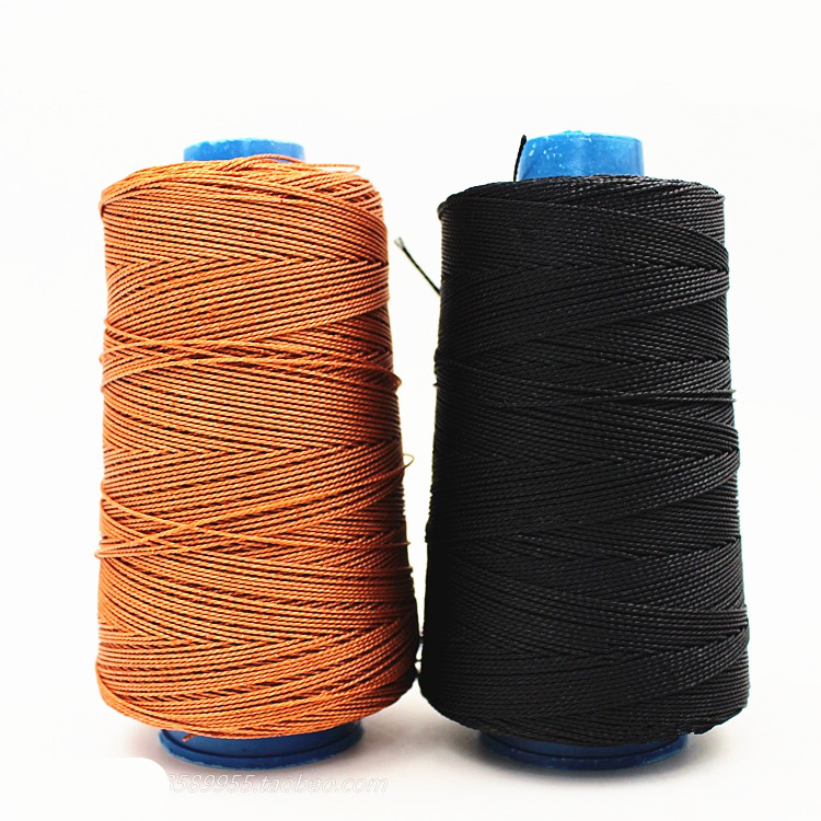 Jute Twine Thin Twisted Rope String Threads Leather Tools Wire Sole Line Seam Shoe