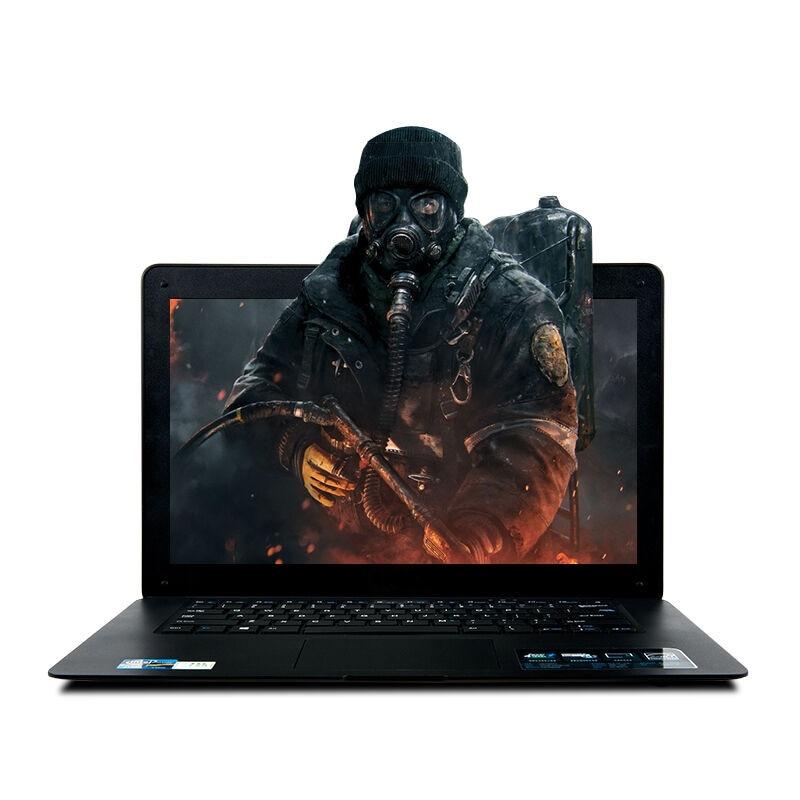 8GB Ram+120GB SSD Ultrathin Quad Core J1900 Fast Running Windows10 Fast Boot Multi-language Laptop Notebook Netbook Computer