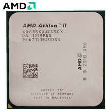 AMD Athlon II X4 638 гнездо FM1 65 W 2,7 GHz 905-pin четырехъядерный процессор cpu настольный процессор X4 638 гнездо FM1