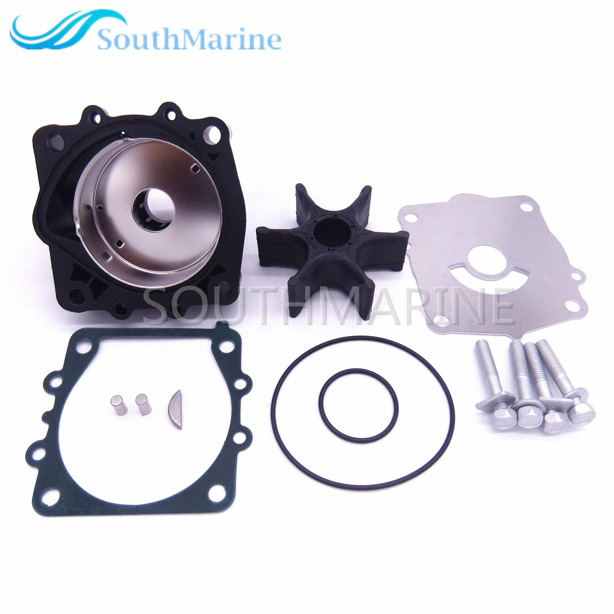 Outboard Motors 68V W0078 68V W0078 00 Water Pump Kit For Yamaha 115HP F115 Boat Free