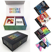 Unstable Unicorns Dragons Expansion Pack NSFW Expansion Pack