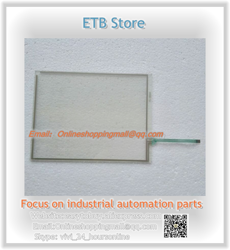 New touch screen N010-0554-X227/03 touch glass panel new xbtg5230 touch screen touch glass pa n el