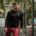 Gymshark Brand Autumn new Mens pullover Fashion leisure coat fitness Hoodies jackets Sweatshirts Muscle men sportswear topcoat