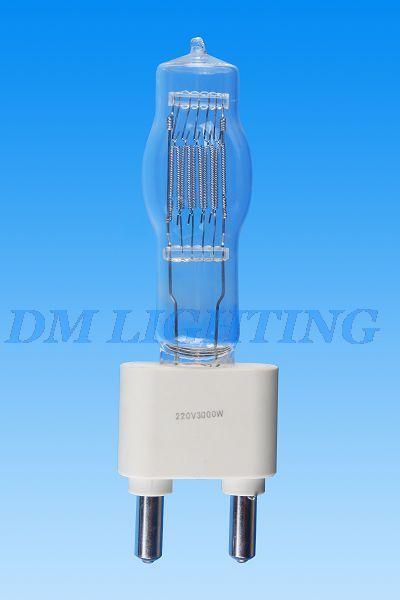 230V3000W G38 lamp,equal OSRAM 64797 Thorn HX48 30503 stage ship light