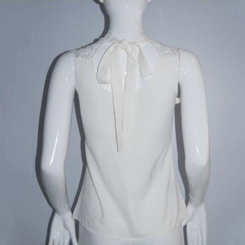 25af73288 Mulheres Blusa de Renda Branca Sem Mangas Backless Blusas Femininas Artigo Camisas  Camisas Femininas Festa Branca Feminino em Blusas e camisas de Roupas ...