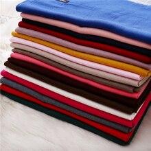 2018 brand women scarf fashion solid winter scarves cashmere shawls and wraps lady pashmina bandana soft long foulard femme