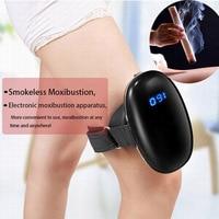 Moxibustion Neck Arm Body Acupoint Massage Moxa Electronic Smokeless Moxibustion Carry on Moxibustion Household Portable Warmer