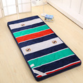 Flannel Thicken Bedroom Bed Mattress Baby Room Sleeping Pad Outdoor Camping Picnic Cushion Bedchamber Tatami Mat Yoga Carpet