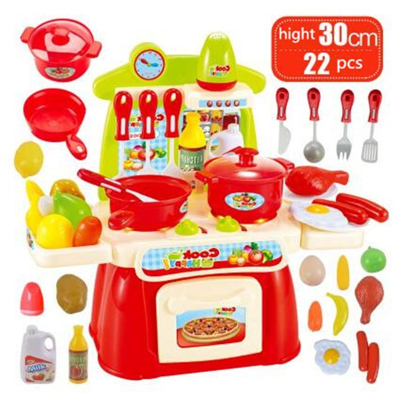 Play Kitchen Set For Girls online get cheap girls toys cooking set -aliexpress | alibaba