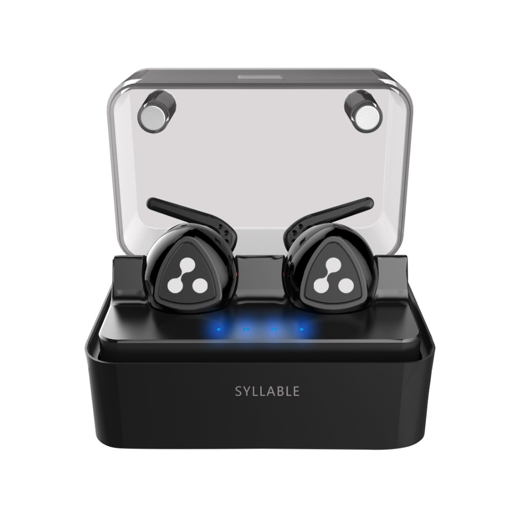 SYLLABLE D900MINI Bluetooth V4.1 Headset Fone de Ouvido Bluetooth Earphone Strong Bass for Iphone 7&7 Plus/Xiaomi/Samsung