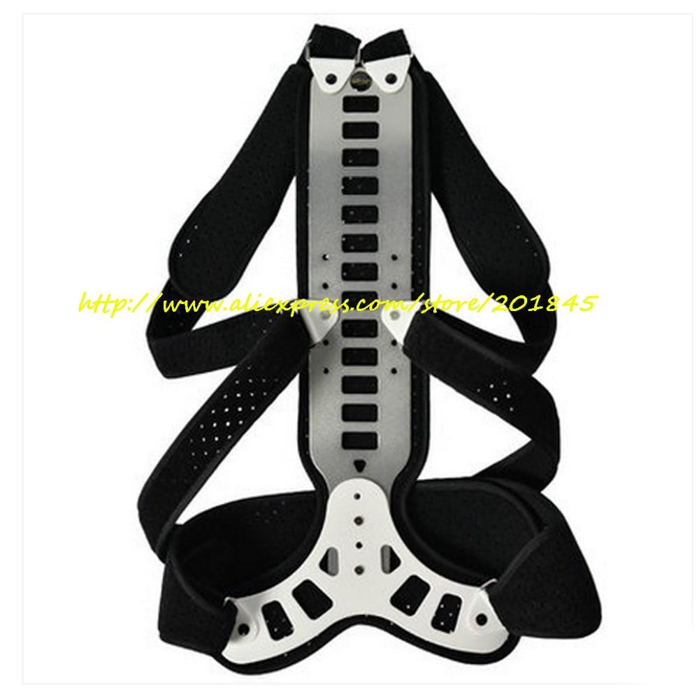 Спинной Ортез фиксирующий Тутор грудной отдел позвоночника коррекция искривления плечо Brace
