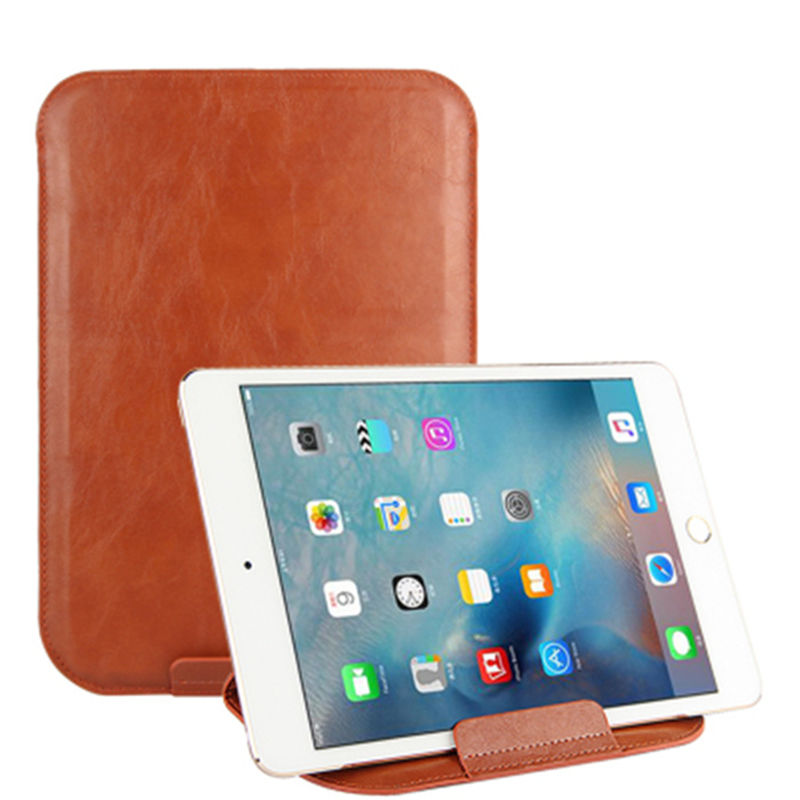 Case Sleeve For iPad mini 4 Protective Smart cover Protector Leather For Apple iPad mini4 7.9 inch Tablet PC Cases Covers Pouch 2016 wholesale 7 inches universal tabet pc pda sleeve pouch pu leather bag case cover for ipad mini for samsung tablet 7 inch